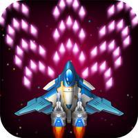 Spaceship Shooter Chicken 2