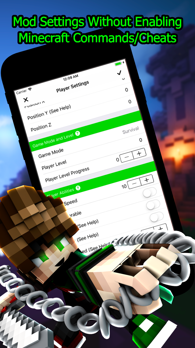Plug Toolbox for Minecraft App for iPhone - Free Download