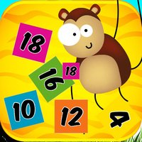 Time Tables Jungle App - Kids learn multiplication