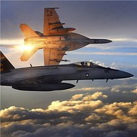 子弹爆发-飞行与战斗-飞行模拟器