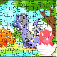 jigsaw puzzles dinosaur learning games for kids