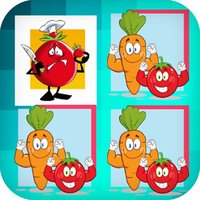 Fruits Memory Game For Adults - Sports Memory Game