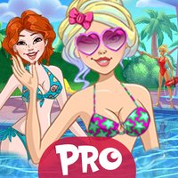 Pool Party Splash (Pro) - Crazy Princess Swimming