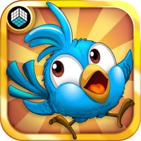 Flappy Bird: Cute birdie with tiny wings - FREE
