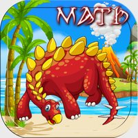 Dinosaur Kid Game - 1st Grade Math Number Counting
