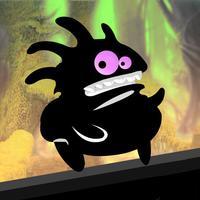 Shadow Monster Run - Bug Runner in Darkness Dash