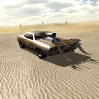 Desert Driver 3D Simulator