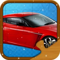Super Sports Cars - Jigsaw Puzzle for kids