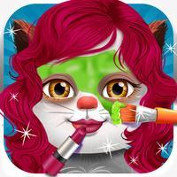 Pet Salon Makeup Games for Kids (Girl & Boy)