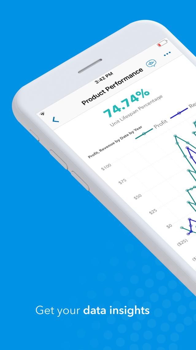 SAS Visual Analytics App for iPhone - Free Download SAS