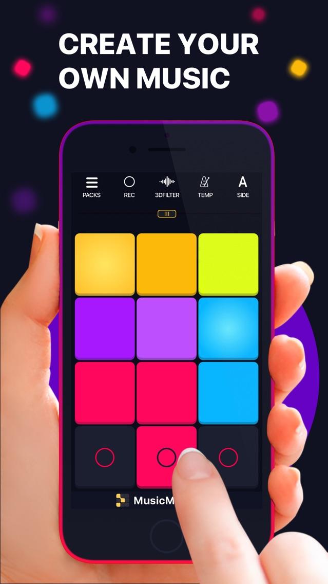 Dj Music Maker Studio Acapella App for iPhone - Free Download Dj