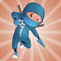 Running Ninja : Running games,Jumping games, and Dash games