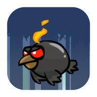 Flapy Dark Bird
