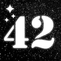 42-The answer to life, the universe and everything