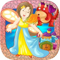 Fairy Jigsaw Collection Learning For Kids