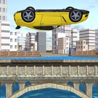 Extreme Racing Real Stunt Flying Car