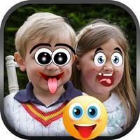 Emoji Maker- Make Emoticon Stickers & Funny Face