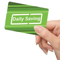 Daily Saving Card