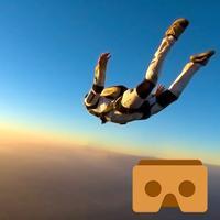 VR Skydiving Simulator - Flight & Diving in Sky