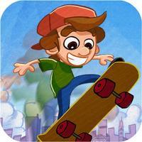 Street Boy Play - Skaters Coin