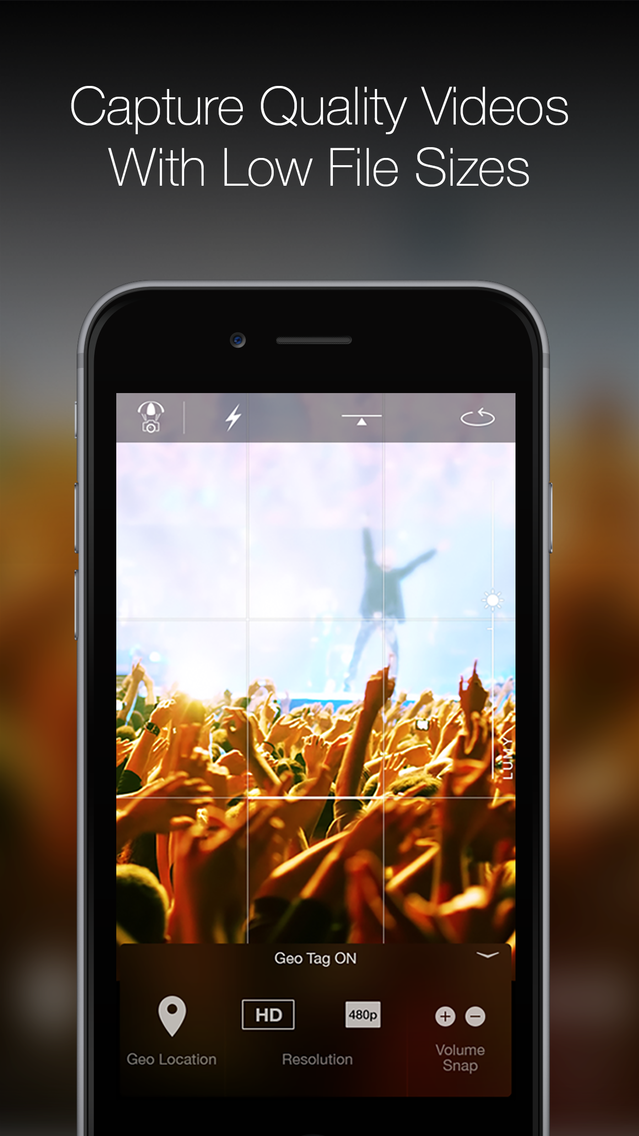 Camera Plus: Frame The Moments App for iPhone - Free