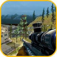 Sniper Shooter Elite Forest 3D
