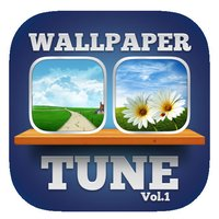 Wallpaper Tune V1 - Make Up Your Screen