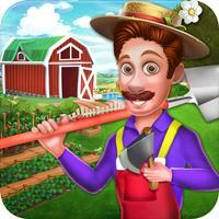 Old Man's Big Green Farm