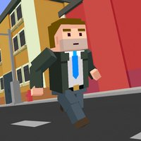Blocky Streets - The Endless Block Runner
