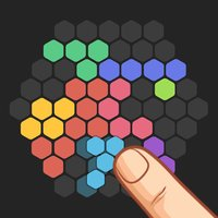 Block Rolling Sky - Super hexagon puzzle scattergories endless board game