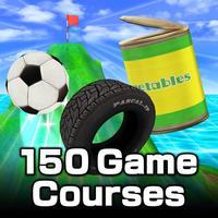 Jumble Golf : 150 Game Courses Challenge!