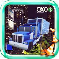 トラック運転-子供のためのゲーム
