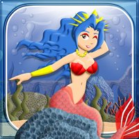 Princess Mermaid Girl: A Little Bubble World Under the Sea