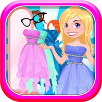 Princess dress up hair and salon games