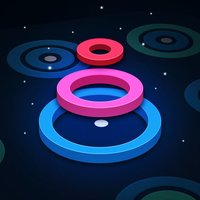 Stackz: Stack of Color Rings