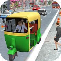 Auto Rickshaw Driving Pro