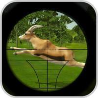 Sniper Shooter Animal Safari 3