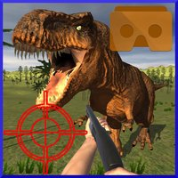 Dinosaurs Hunting VR Cardboard