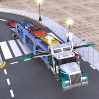 Car Transporter Simulator 2017