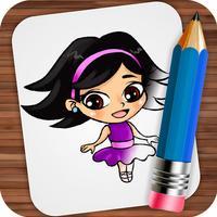 Drawing Little Einsteines Version