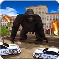 Angry Gorilla City Smasher