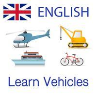 Learn Vehicles in English Language
