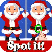 Free Hidden Objects:Christmas Find The Difference