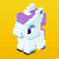 Running Unicorn Princess 3D
