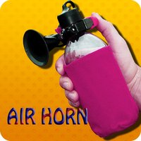 Real Sports Stadium Air Horns