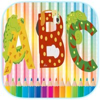 ABC Farm Coloring Book - Best Education Game