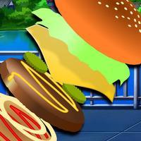 Topple - Burger Rush