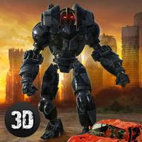 Giant Robot Steel Fighting Cup 3D