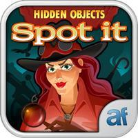 Hidden Objects Spot It