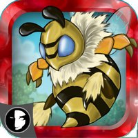 Bee Rush - A Fruit Plants Mania - Free Mobile Edition